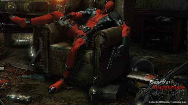 Deadpool game High Moon Studios