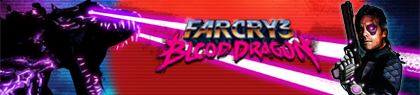 Far Cry 3 Blood Dragon art 2