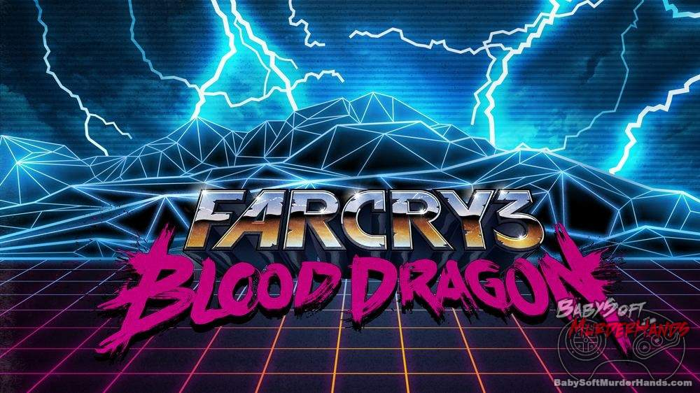 Far Cry 3 Blood Dragon screenshot 1
