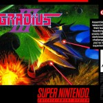 Cover Art: Gradius III (SNES)