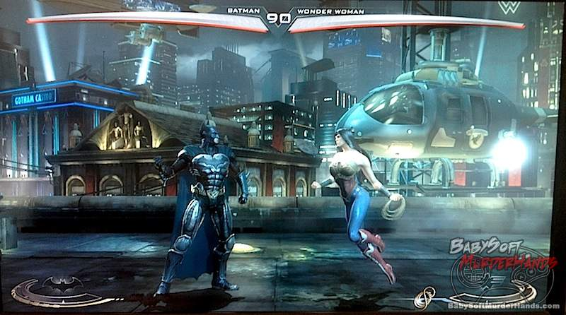 Injustice Gods Among Us screenshot 4