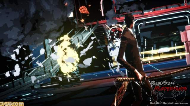 Killer Is Dead screenshot 3