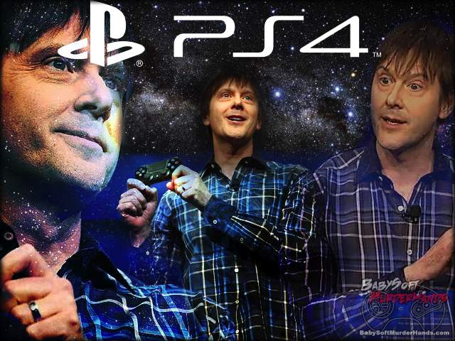 Mark Cerny PS4 System Architect