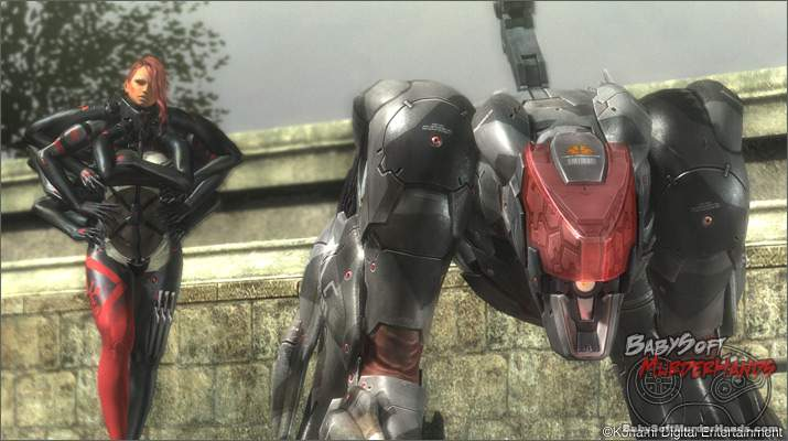 Metal Gear Rising Blade Wolf DLC screenshot 4
