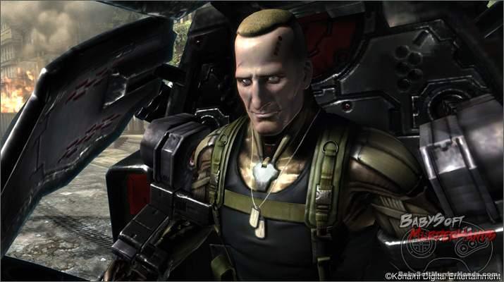 Metal Gear Rising Blade Wolf DLC screenshot 5