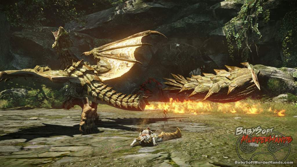 Monster Hunter Online screenshot 3