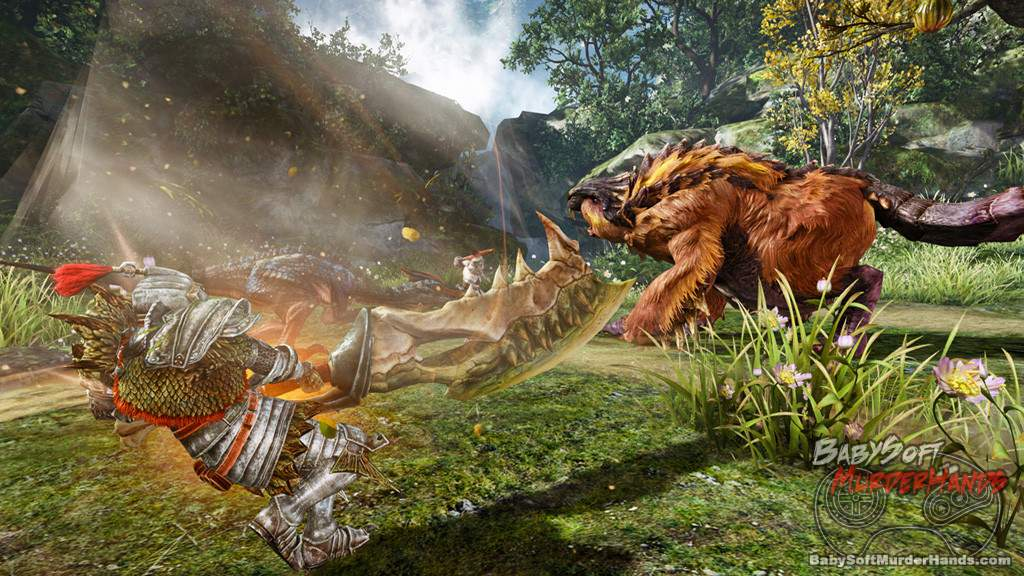 Monster Hunter Online screenshot 5