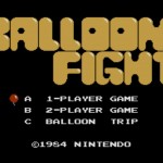 Nintendo Wii U Virtual Console Balloon Fight
