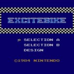 Nintendo Wii U Virtual Console Excitebike