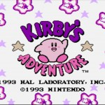 Nintendo Wii U Virtual Console Kirbys Adventure