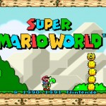 Nintendo Wii U Virtual Console Super Mario World