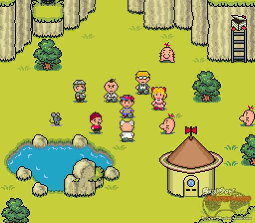 Nintendo annonces Earthbound Wii U 2