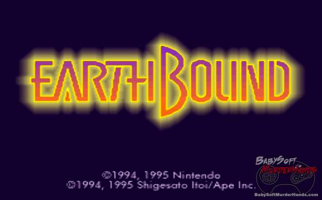 Nintendo annonces Earthbound Wii U 3