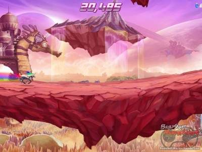 Robot Unicorn Attack 2 review (It's ****ing awesome)