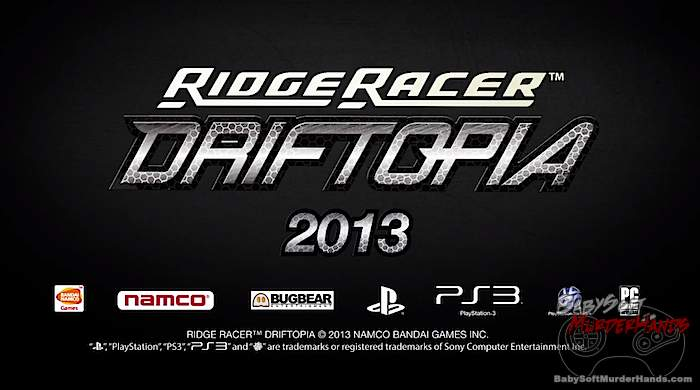 Ridge Racer Driftopia Free to Play
