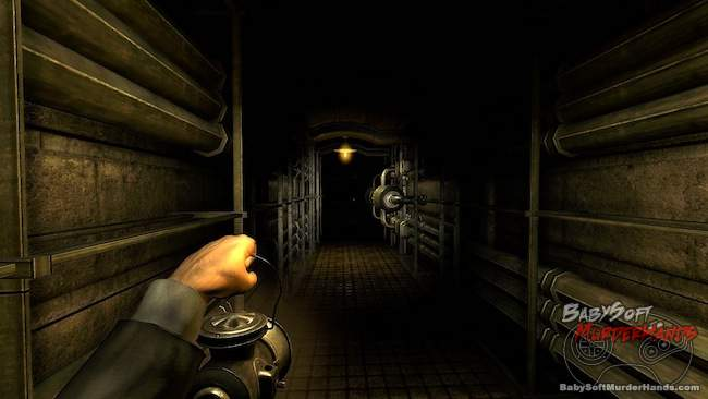Screenshot at Amnesia- A Machine For Pigs