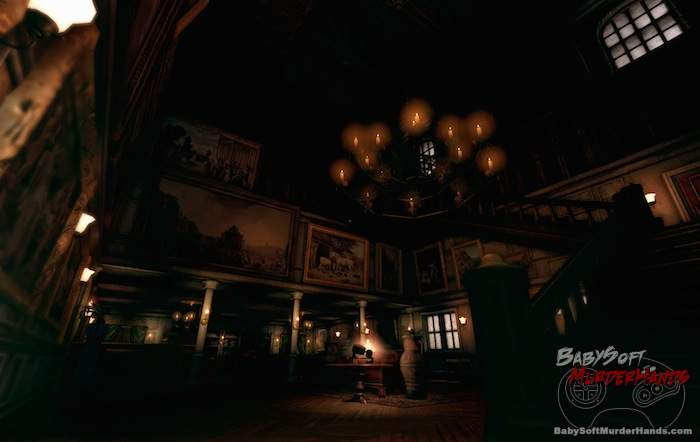 Screenshots and a peek at Amnesia- A Machine For Pigs 4