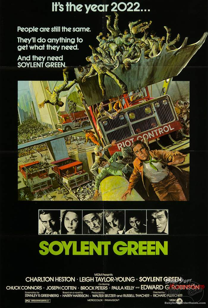 soylent green quotes quotesgram