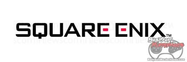 Square Enix Logo Yosuke Matsuda