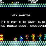 Super Mario Crossover 3 joins Mario, Mega Man, Castlevania, Metroid, Zelda & more in one epic game