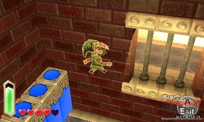 The Legend of Zelda A Link to the Past 2 screen 1