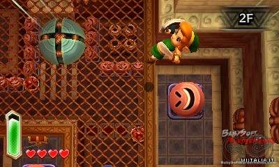 The Legend of Zelda A Link to the Past 2 screen 2