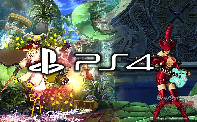 New Fighting Games For Ps4 : Arc system works working on a new fighting game ip for ps