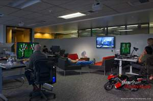 inside Valve studio office