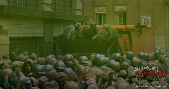 soylent green screen