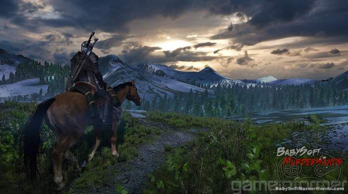 witcher 3 DRM Free Screenshot