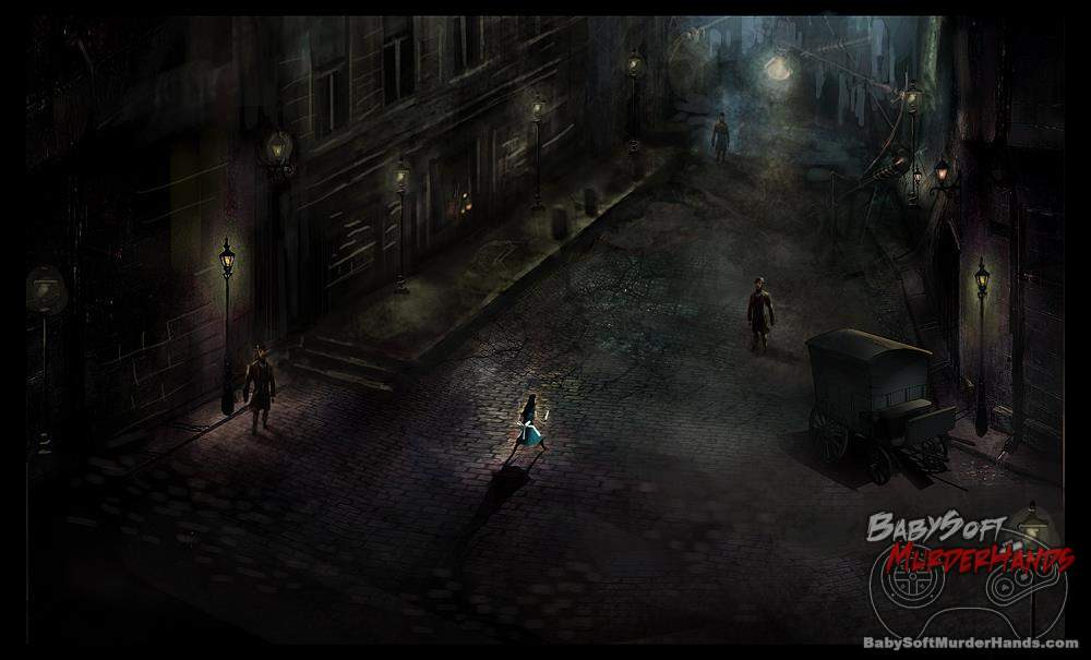 American McGees Alice 3 Otherlands concept art 3