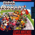 Cover Art: Super Mario Kart (SNES)