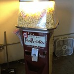 Pinball Hall of Fame LV Popcorn