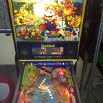 Pinball Hall of Fame LV Super Mario Bros