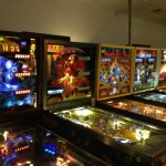 Pinball Hall of Fame LV pinball machines