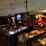 Pinball Hall of Fame LV pinball machines 2