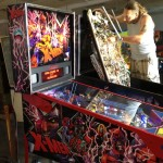 Pinball Hall of Fame LV repairs 2