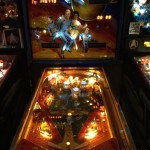 Pinball Hall of Fame LV retro Star Trek
