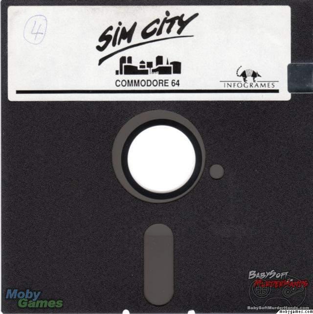 SimCity c64