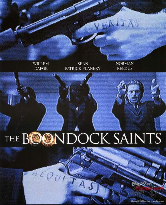 The Boondock Saints 1999 poster