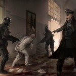 Wolfenstein The New Order screenshots concept art 1