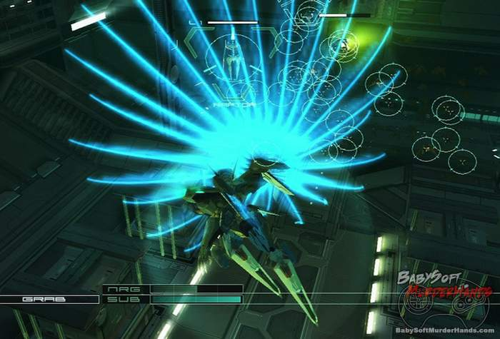 Zone of the Enders sequel cancelled HD PS3 patch