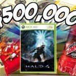 Win 500 grand from Microsoft & 343 Industries by playing Halo 4