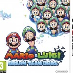 Nintendo's latest RPG, Mario & Luigi: Dream Team Bros. hitting the 3DS next month