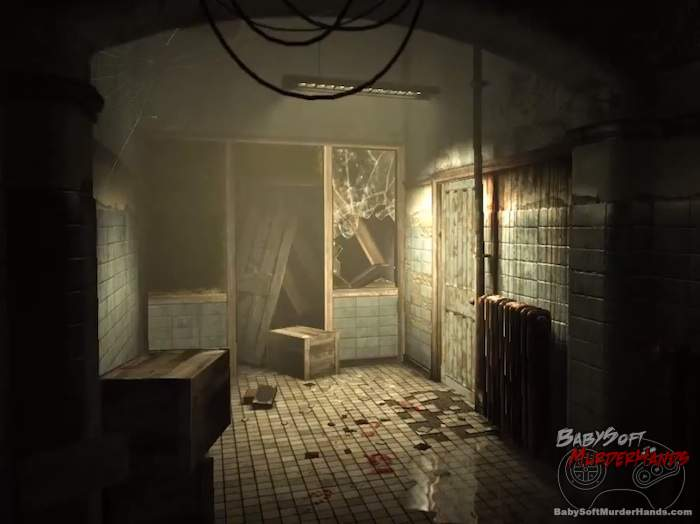 Outlast Unreal Engine 4 screenshot