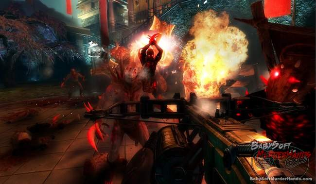 Screenshot Shadow Warrior
