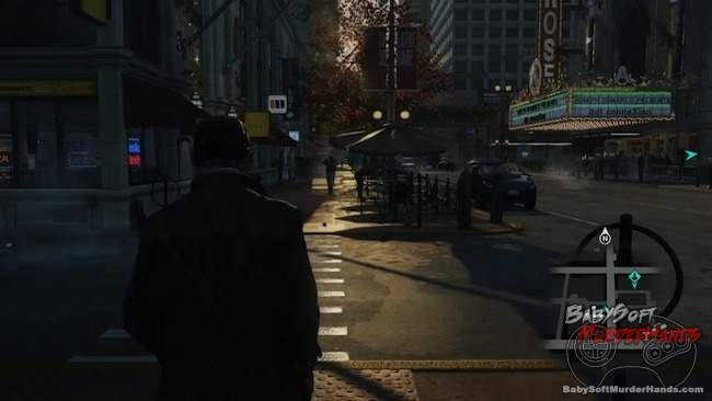 Watch Dogs Official Multiplayer Gameplay