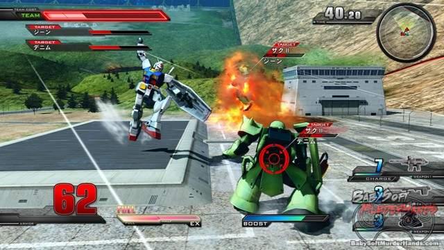 Gundam PS3