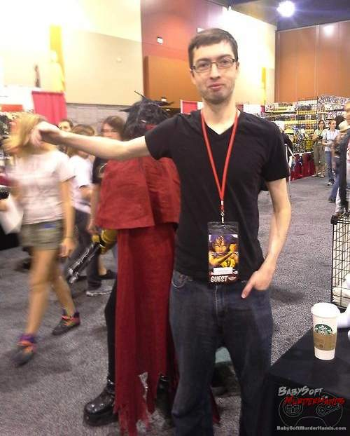 Homestuck Andrew Hussie Interview Phoenix Comicon 2013