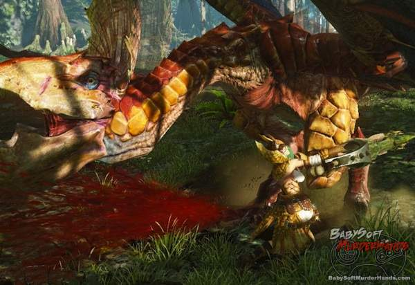 Monster-Hunter-Online-screenshot
